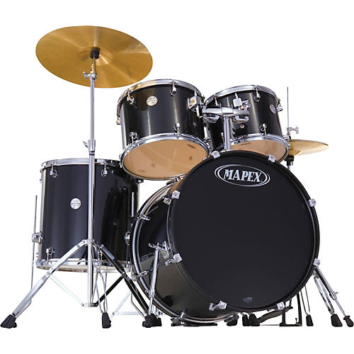 Mapex Voyager 5-Piece Shell Pack with Free 8x7 Tom