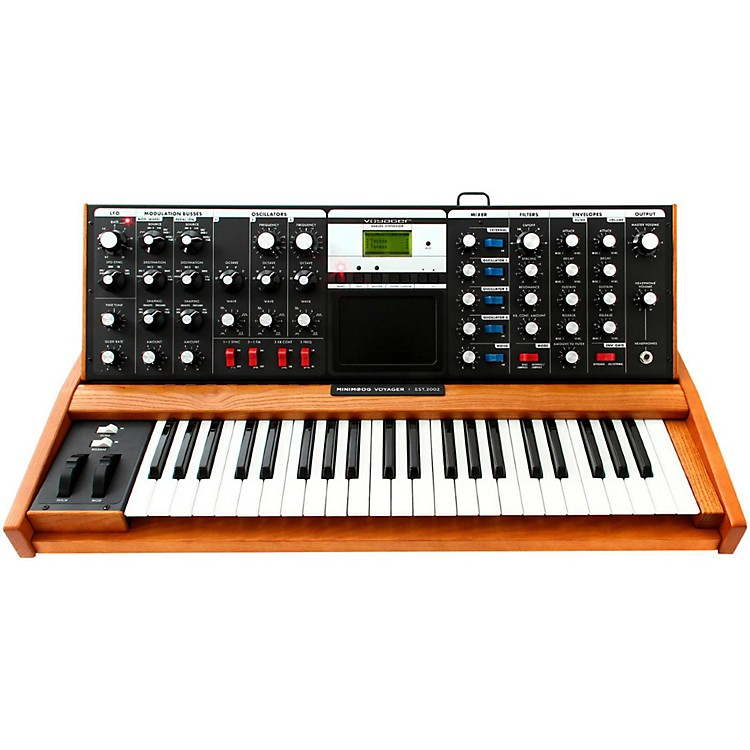 MoogVoyager Performance Edition