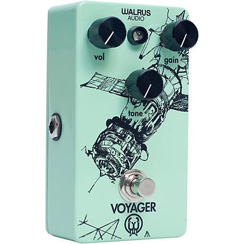Walrus Audio Voyager Preamp/Overdrive-thumbnail
