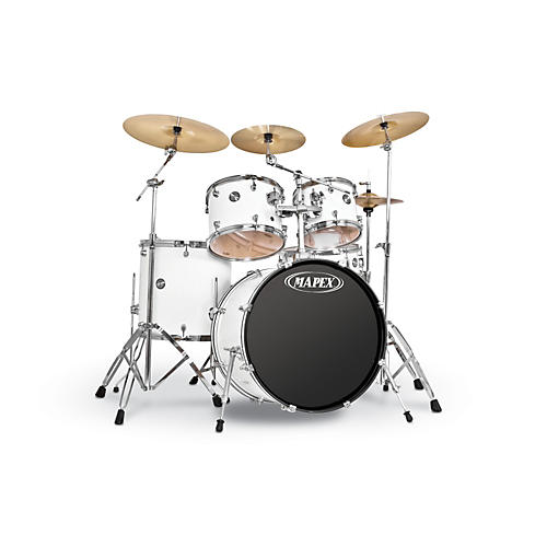 Mapex Voyager SRO Fully Loaded 5-Piece Drum Kit