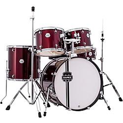 Voyager Standard Drum Set Dark Red