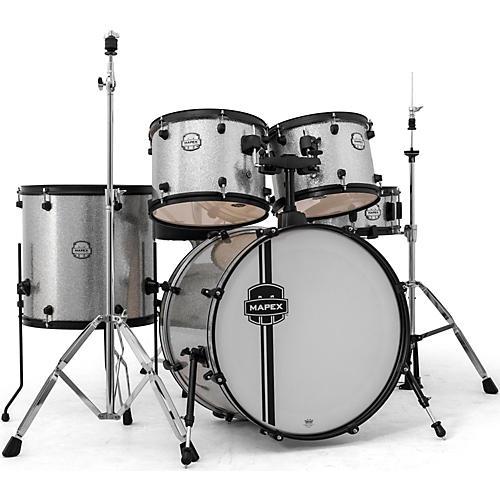Mapex Voyager Standard Drum Set with Black Hardware-thumbnail