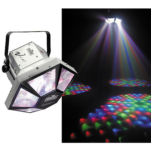 Chauvet Vue 6.1 LED Moonflower Effects Light