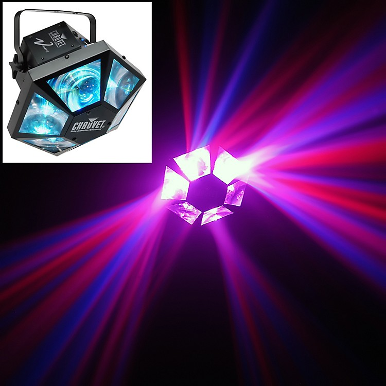 Chauvet Vue VI DMX LED Moonflower Effect