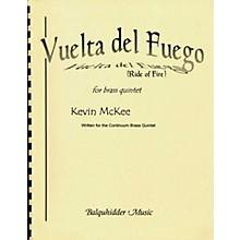 Carl Fischer Vuelta del Fuego (Ride of Fire) Book