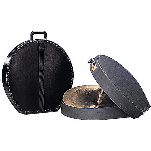 Humes & Berg Vulcanized Fibre Cymbal Carrying Case-thumbnail