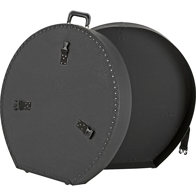 Humes & Berg Vulcanized Fibre Gong Cases 38-Inch Gong
