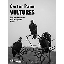 Carl Fischer Vultures - Saxophone Duet with Piano