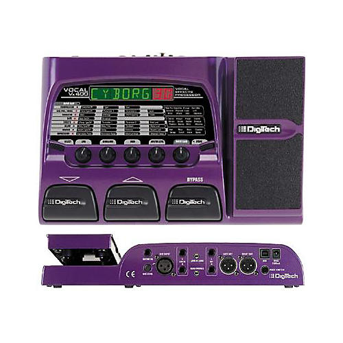 DigiTech Vx400 Vocal-Modeling Floor Processor