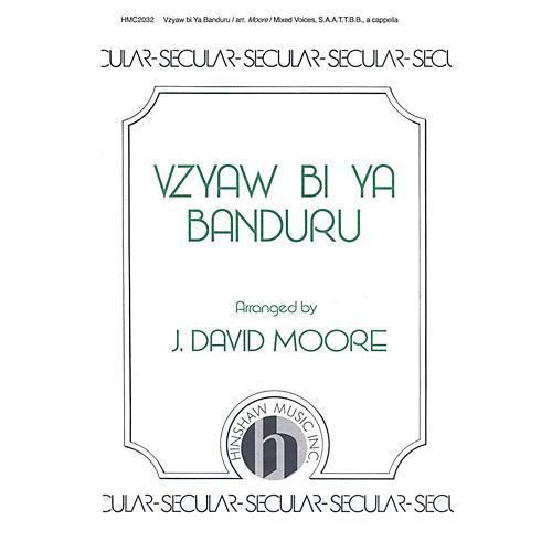 Hinshaw Music Vzyawbi Ya Banduru SAATTBB arranged by J. David Moore-thumbnail