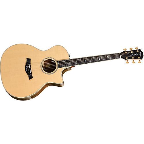 Taylor W14CE-LTD Grand Auditorium Cutaway Acoustic-Electric Guitar-thumbnail