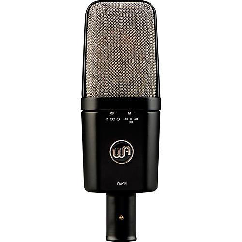 Warm Audio WA-14 Condenser Microphone-thumbnail