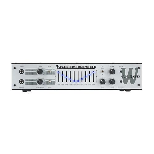 Warwick WA300 300W  Bass Head-thumbnail