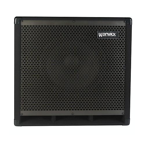 Warwick WCA115 300W 1x15 Bass Cab Black 8 Ohm