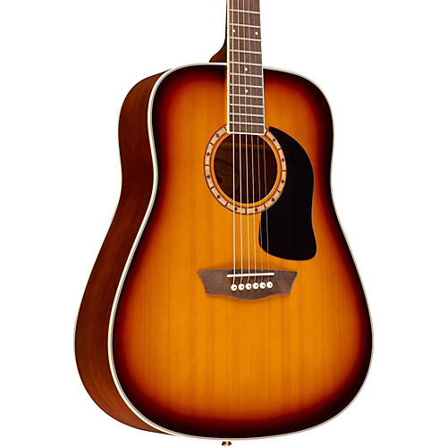 Washburn WD110DL Dreadnought Acoustic Guitar