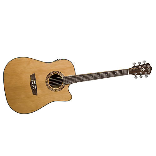 Washburn WD11SCE Acoustic-Electric Guitar