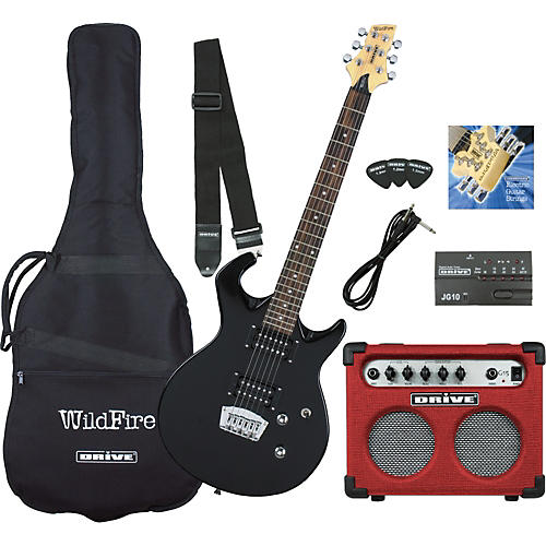 Drive WFX Wildfire-Xtreme Electric Guitar Pack