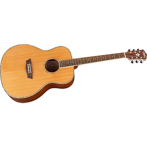 Washburn WG16S Solid Cedar Top Acoustic Grand Auditorium Mahogany Guitar