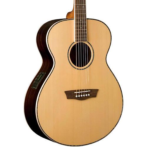 Washburn WG27SE Grand Auditorium Acoustic-Electric Guitar-thumbnail
