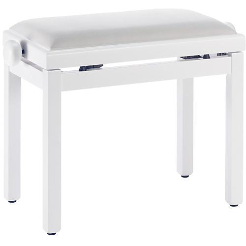 Stagg WHITE BENCH MATT+WHITE VELVET TOP