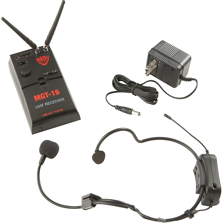 Nady WHM-16 Headmic Wireless System