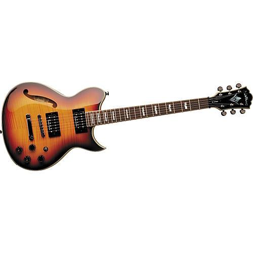 Washburn WI67PRO Flame Top Electric Guitar