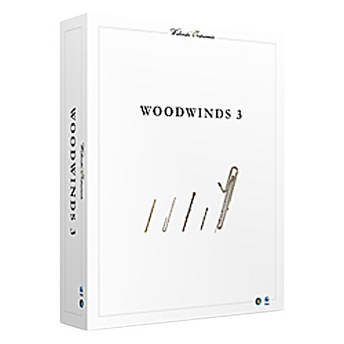 Wallander Instruments WIVI Woodwinds 3 Sample Library Software