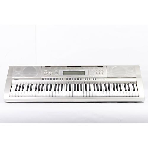 Casio WK-200 76-Key Digital Keyboard Workstation