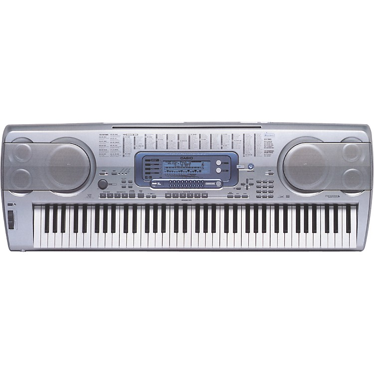 Casio WK-3000 76-key Portable