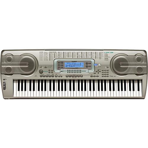 Casio WK-3300 Digital Keyboard Workstation-thumbnail