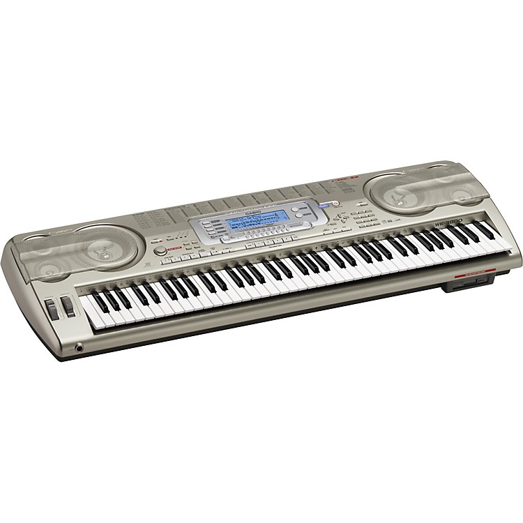 Casio WK-3800 76-Key Digital Keyboard Workstation