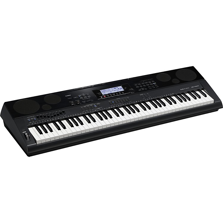 CasioWK-7500 76-Key Digital Keyboard Workstation