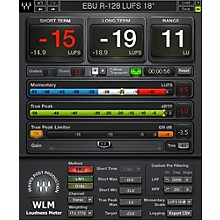 Waves WLM Plus Loudness Meter Native/TDM/SG Software Download
