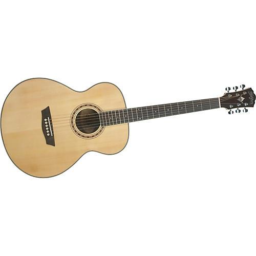 Washburn WMJ 10S Mini Jumbo Acoustic Guitar