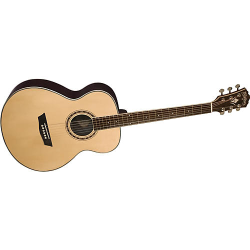 Washburn WMJ 20S Mini Jumbo Acoustic Guitar