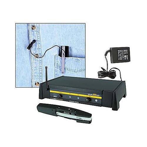 AKG WMS 40 MP Mini Pen Lavalier Wireless System