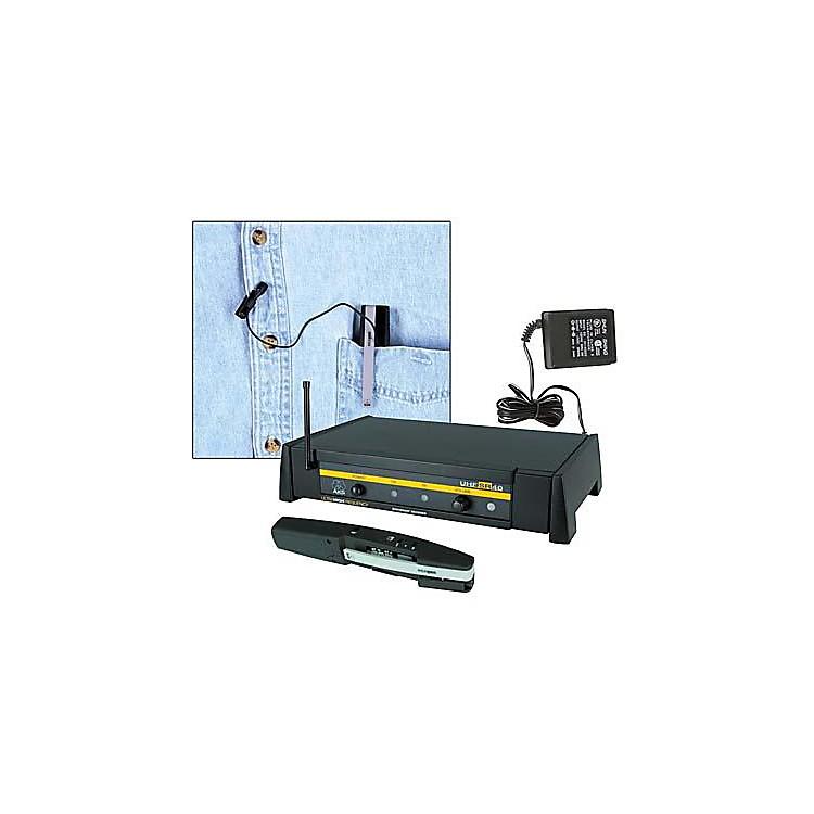 AKGWMS 40 MP Mini Pen Lavalier Wireless System