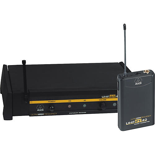 AKG WMS 40 UHF Instrument Microphone System