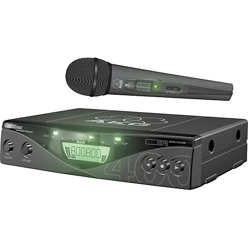 AKG WMS 400/HT/880 Pro Handheld Wireless System