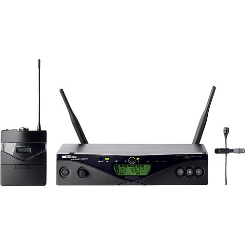 AKG WMS 450 Wireless Lavalier Presenter Set