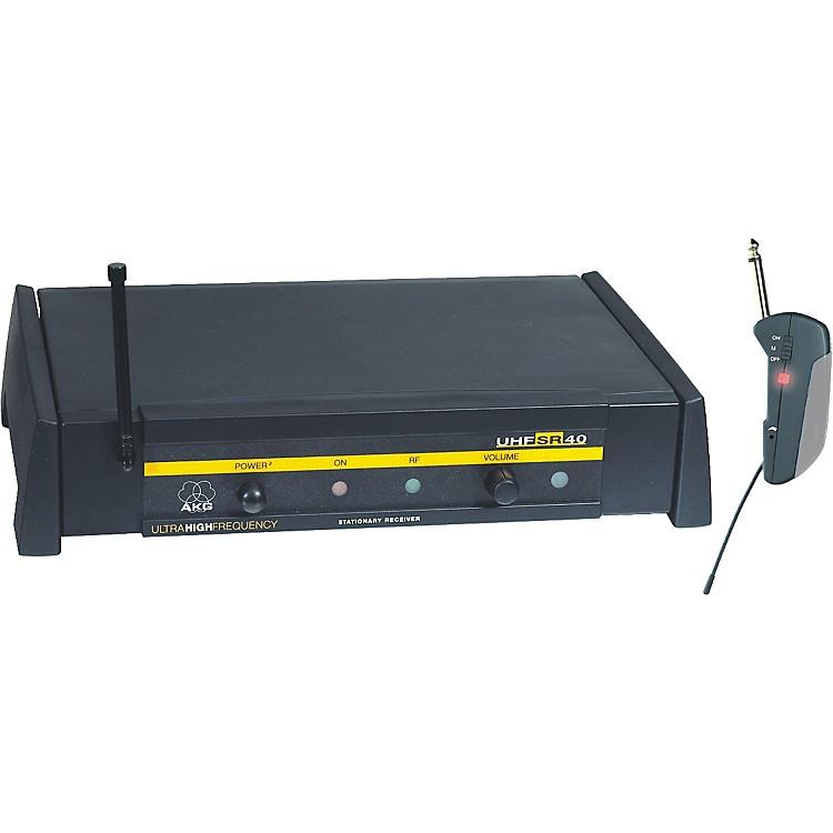 AKGWMS40/GB Guitarbug Wireless System