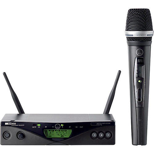 AKG WMS450 Wireless C5 Vocal Set