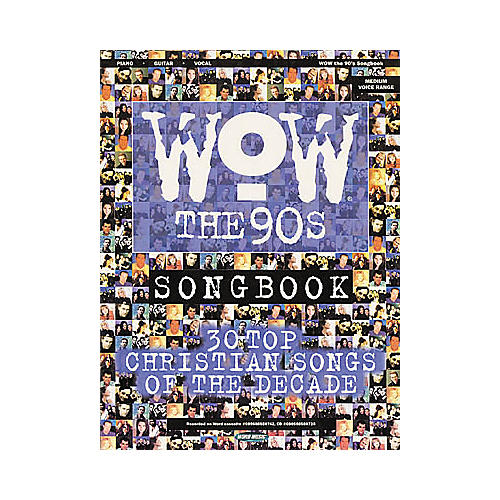 Word Music WOW - The '90s (Songbook)-thumbnail