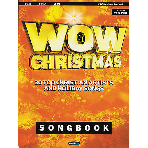 Word Music WOW Christmas Book