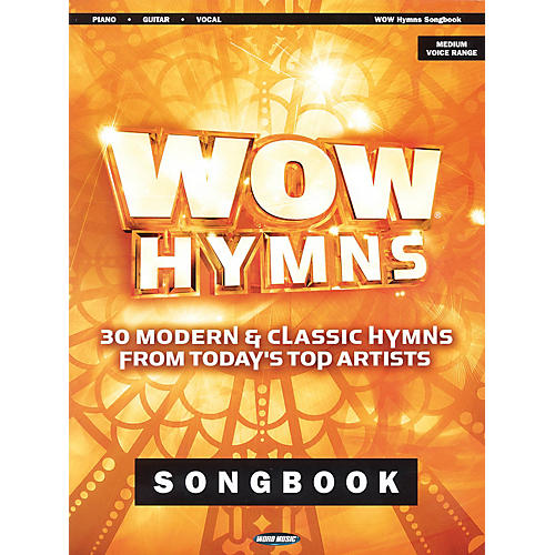 Word Music WOW Hymns Songbook Series Softcover-thumbnail
