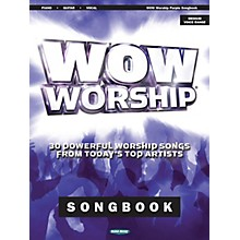 Word Music WOW Worship - Purple Songbook Sacred Folio Series Softcover Performed by Various
