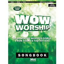 Word Music WOW Worship 2014 Songbook (Green) Sacred Folio Series Softcover Performed by Various