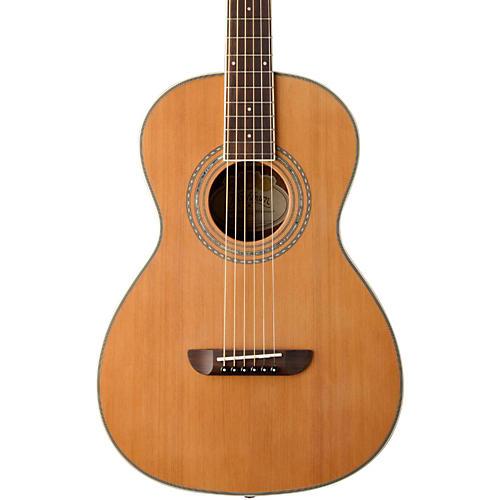 Washburn WP11SNS Parlor Acoustic Guitar-thumbnail