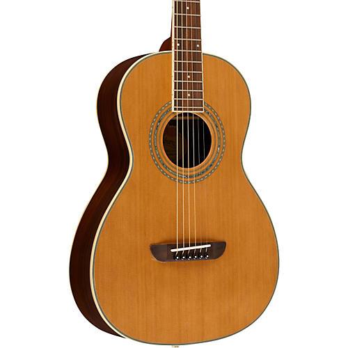 Washburn WP21SNS Parlor Acoustic Guitar