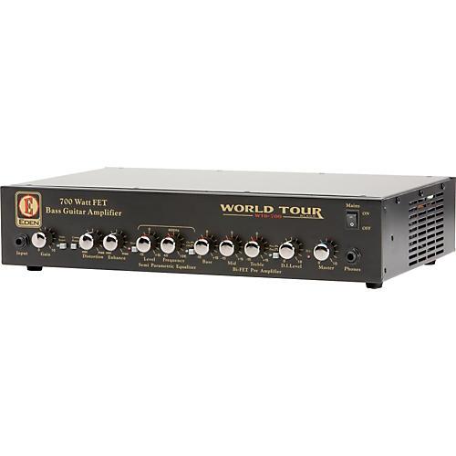 Eden WTB700 700W Bass Amp Head
